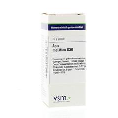 VSM Apis mellifica D30 (10 gram)