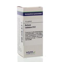 VSM Kalium iodatum D12 (10 gram)