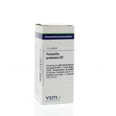 VSM Pulsatilla pratensis D2 (10 gram)