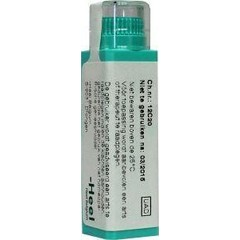 Homeoden Heel Baryta carbonica D6 (6 gram)