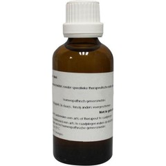 Homeoden Heel Solidago virgaurea D6 (50 ml)