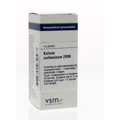 VSM Kalium carbonicum 200K (4 gram)