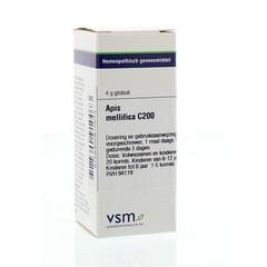 VSM Apis mellifica C200 (4 gram)