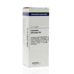 VSM Calendula officinalis D6 (20 ml)