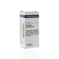 VSM Valeriana officinalis D4 (10 gram)