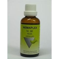 Nestmann Acidum nitricum 66 Nemaplex (50 ml)