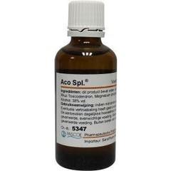 Pascoe Aco similiaplex (aconitum) (50 ml)