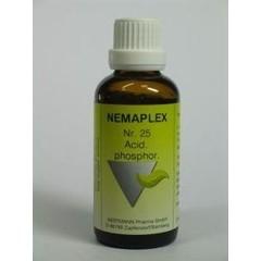Nestmann Acidum phosphoricum 25 Nemaplex (50 ml)