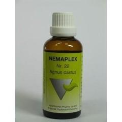 Nestmann Agnus castus 22 Nemaplex (50 ml)