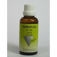 Nestmann Aqua silicata 69 Nemaplex (50 ml)