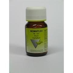 Nestmann Arum trip 107 Nemaplex (120 tabletten)