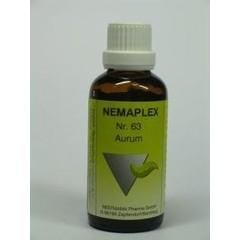 Nestmann Aurum 63 Nemaplex (50 ml)