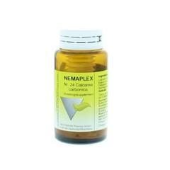 Nestmann Calcium carbonicum 24 Nemaplex (120 tabletten)