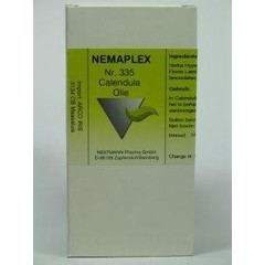 Nestmann Calendula olie 335 Nemaplex (100 ml)