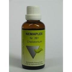 Nestmann Chelidonium 261 Nemaplex (50 ml)
