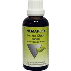 Nestmann Cistus canadensis 161 Nemaplex (50 ml)
