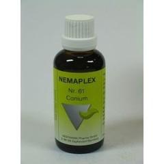 Nestmann Conium 61 Nemaplex (50 ml)