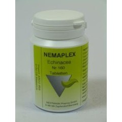 Nestmann Echinacea 160 Nemaplex (120 tabletten)