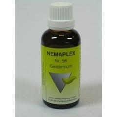 Nestmann Gelsemium 56 Nemaplex (50 ml)