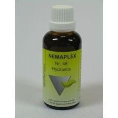 Nestmann Hydrastis 48 Nemaplex (50 ml)
