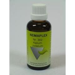 Nestmann Kalium jodatum 302 Nemaplex (50 ml)