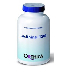 Orthica Lecithine 1200 mg (90 softgels)