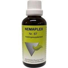 Nestmann Mercurius cyan 67 Nemaplex (50 ml)
