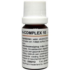 Nosoden N Complex 10 cholest (10 ml)