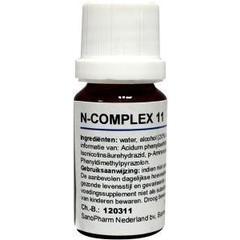 Nosoden N Complex 11 Diazepam (10 ml)