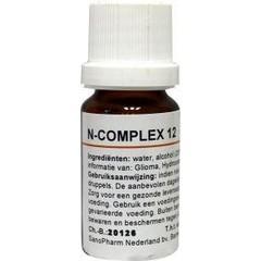 Nosoden N Complex 12 gliom (10 ml)