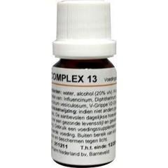 Nosoden N Complex 13 grippe (10 ml)