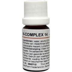 Nosoden N Complex 14 lymphang (10 ml)