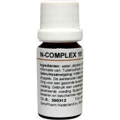 Nosoden N Complex 15 medorrhin (10 ml)