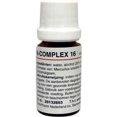 Nosoden N Complex 16 mercurius sol (10 ml)