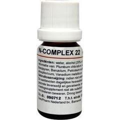 Nosoden N Complex 22 plumbum metallicum (10 ml)