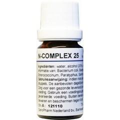 Nosoden N Complex 25 salmonel (10 ml)