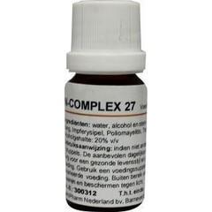 Nosoden N Complex 27 variola (10 ml)