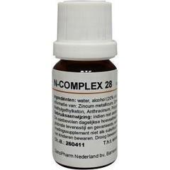 Nosoden N Complex 28 zincum metallicum (10 ml)