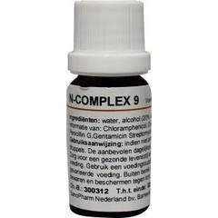 Nosoden N Complex 9 chloramph (10 ml)