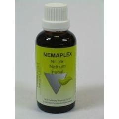 Nestmann Natrium muriaticum 29 Nemaplex (50 ml)