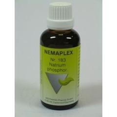 Nestmann Natrium phosphoricum 183 Nemaplex (50 ml)