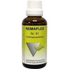 Nestmann Nux vomica 81 Nemaplex (50 ml)