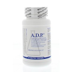 Biotics ADP Oregano emulsie time released (60 tabletten)