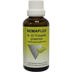 Nestmann Pulsatilla 87 Nemaplex (50 ml)