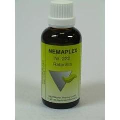 Nestmann Ratanhia 222 Nemaplex (50 ml)