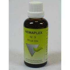 Nestmann Rhus toxidendron 9 Nemaplex (50 ml)
