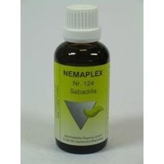 Nestmann Sabadilla 124 Nemaplex (50 ml)