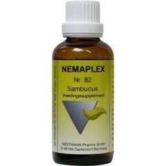Nestmann Sambucus 82 Nemaplex (50 ml)