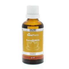 Sanopharm Sano Qi milt (50 ml)
