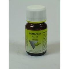 Nestmann Silicea 14 Nemaplex (120 tabletten)